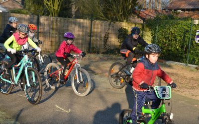 Kids Bike Clinic tijdens de Cross 24/2/2019