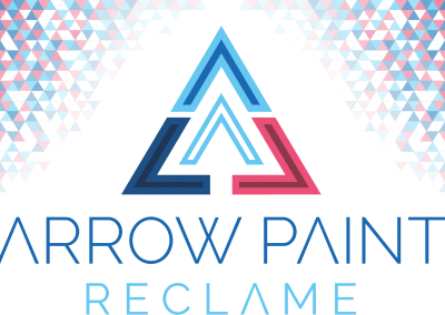 Cross for the crocus sponsor Arrow Paint